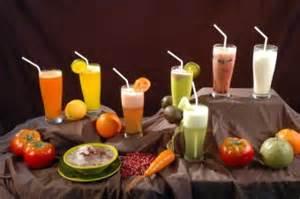 jus buah gelas